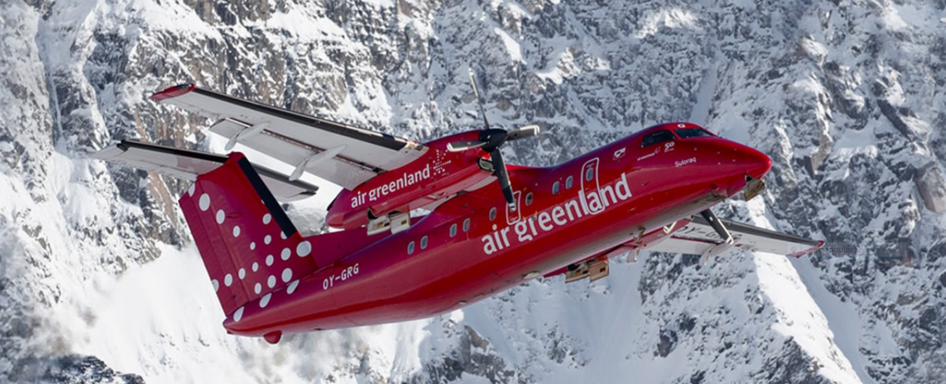 Air Greenland - Flyver1