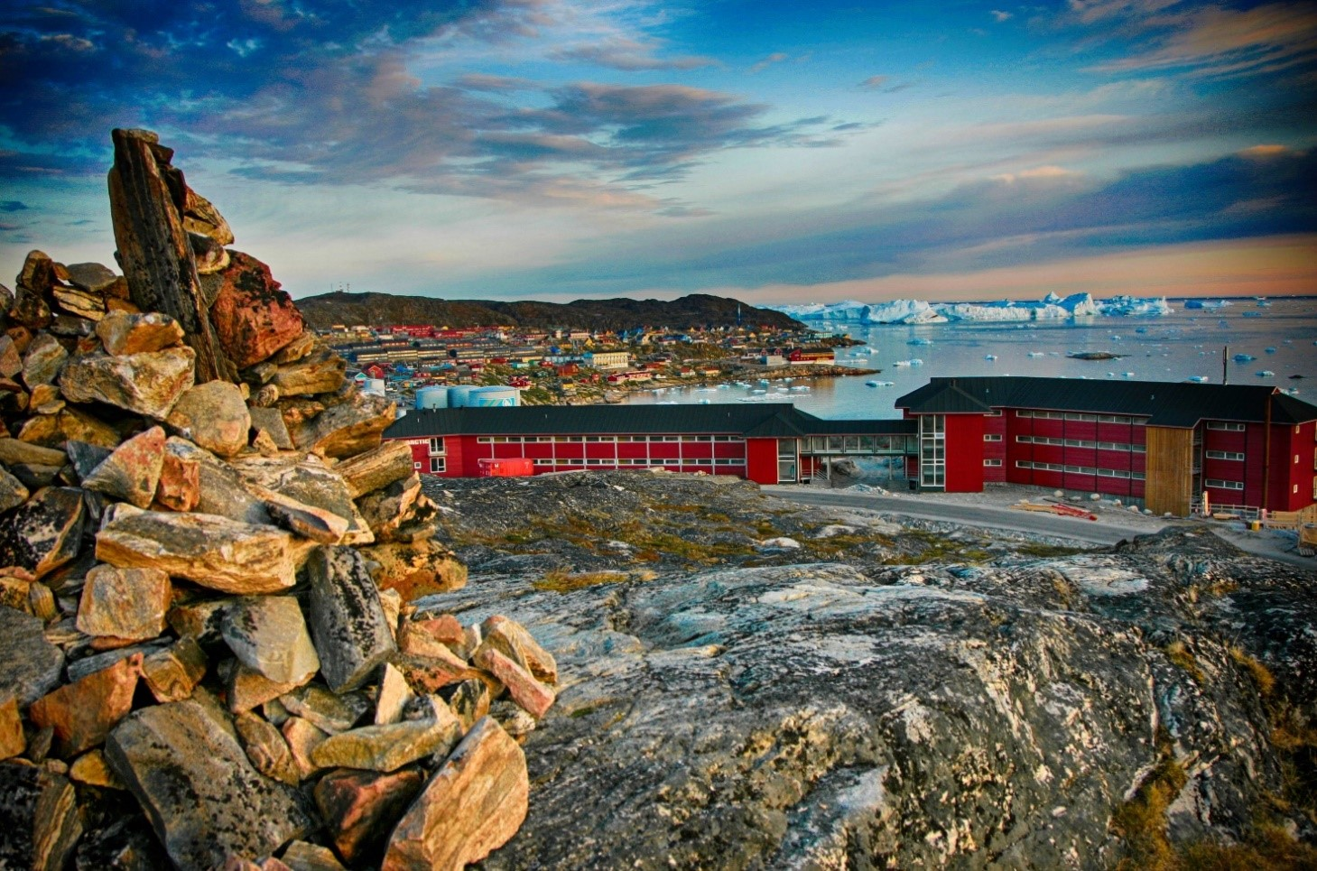 Hotel Arctic Annonce 1